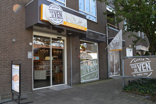 Onze winkels, Bakker van de Ven
