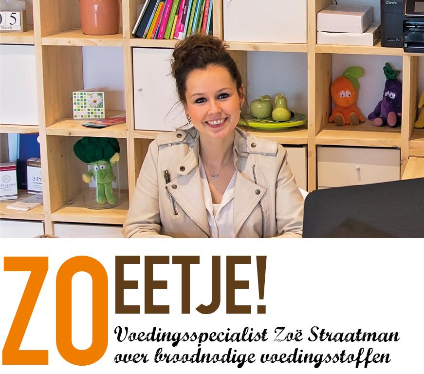 Diëtist Zoë Straatman, Bakker van de Ven